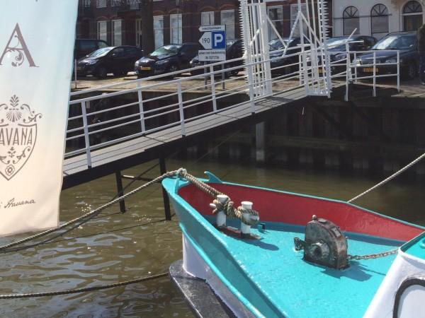 Hanzeboot – stadswandeling Kampen met rondvaart